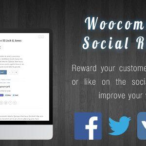 WooCommerce Social Reward